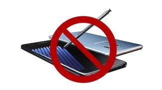 Galaxy Note 7 ist tot: Samsung beendet Produktion und Verkauf