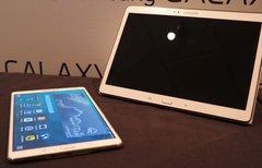 Samsung Galaxy Tab S: Erste...