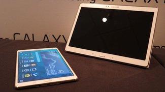 Samsung Galaxy Tab S: Erste Generation erhält kein Update auf Android 6.0 [Update: Kommt Marshmallow doch noch?]