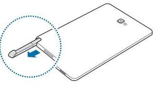 Samsung SM-P580: Neues 10,1-Zoll-Tablet mit S Pen in Arbeit