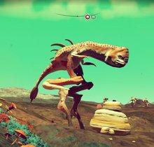 No Man's Sky:Die skurillsten Monster in unserer Bilderstrecke