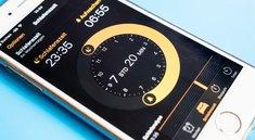 Schlafenszeit in iOS 10: Der neue Wecker in der Uhr-App des iPhones