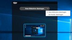 Skype: Bildschirm teilen – so startet ihr das Screen-Sharing