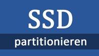 SSD einrichten & partitionieren (ohne Zusatz-Tools) – so geht's