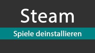Steam: Spiele deinstallieren – so geht's