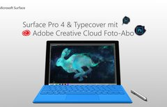 Surface Pro 4: Bundle mit...