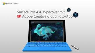 Surface Pro 4: Bundle mit kostenlosem Type Cover zur IFA 2016