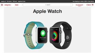 Apple-Verkaufszahlen bei US-Einzelhändler Target massiv rückläufig