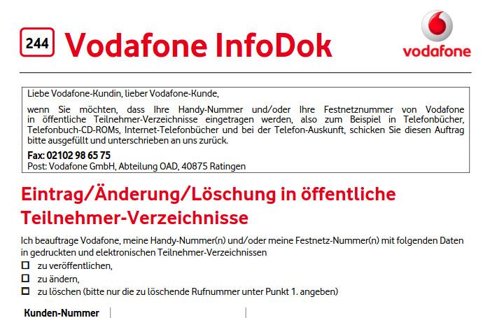 Telefonbucheintrag Löschen Telekom