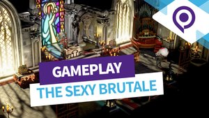 The Sexy Brutale - Gameplay (gamescom 2016)