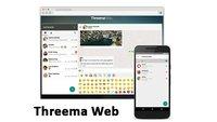 Threema Web: So nutzt ihr den Messenger am Desktop-PC und Laptop