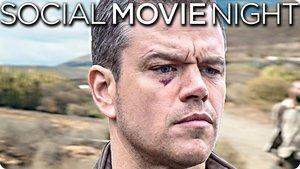 JASON BOURNE - So war die Social Movie Night!