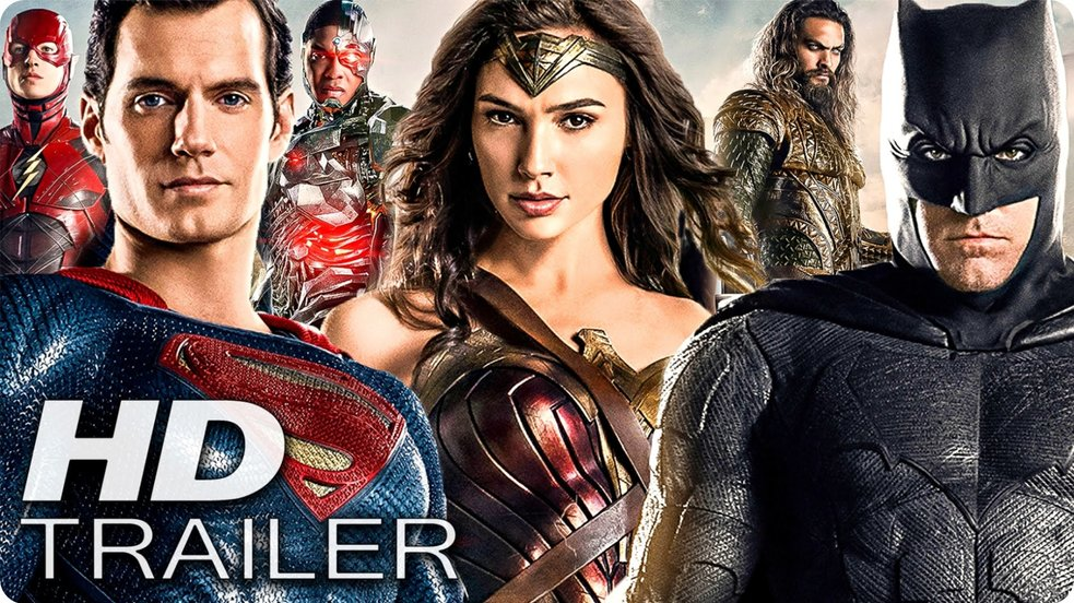 Justice League - Trailer-Check