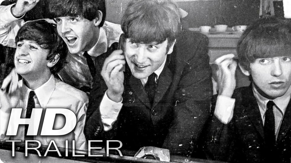 The Beatles: Eight Days A Week - The Touring Years - Trailer-Check