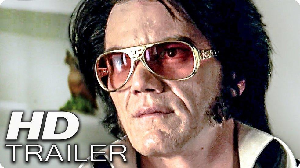 Elvis &amp&#x3B; Nixon - Trailer-Check