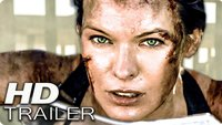 Resident Evil 6: The Final Chapter - Trailer-Check