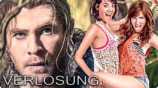 MIKE AND DAVE NEED WEDDING DATES &amp&#x3B; 10 CLOVERFIELD LANE - Verlosung
