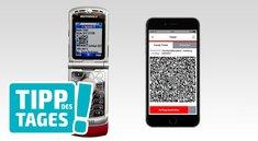 10 Jahre Handy-Ticket: Gutscheincodes innerhalb der DB-Navigator-App für iPhone und Android (Spar-Tipp)