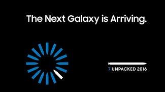 Samsung Galaxy Note 7: Livestream zum Unpacked-Event jetzt bei uns mitverfolgen
