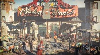Fallout 4 Nuka World: Einstündiger Walkthrough mit den Entwicklern