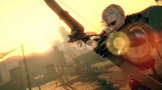 Erste Gameplay-Szenen aus Metal Gear Survive