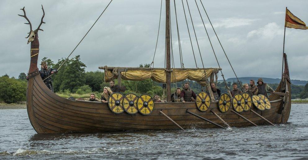 vikings history channel foto jonathan hession