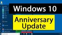 Windows 10 Anniversary Update installieren (Tool, ISO): so geht's ohne Probleme