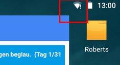 Lösung: WLAN mit Ausrufezeichen (Smartphone, Internet)