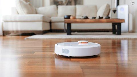 """Saugroboter """"Mi Robot Vaccum"""": Xiaomi putzt jetzt deine Wohnung"""