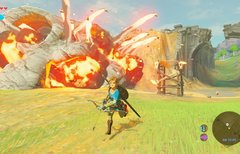 Zelda – Breath of the Wild:...