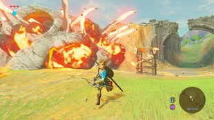 Zelda – Breath of the Wild: Zwei neue Videos stellen wichtige Gameplay-Features vor