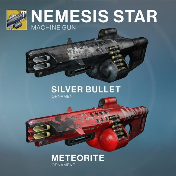 01 Destiny - Ornamente Nemesis Star