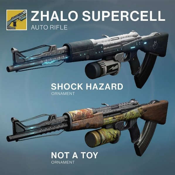 03 Destiny - Ornamente Zhalo Supercell