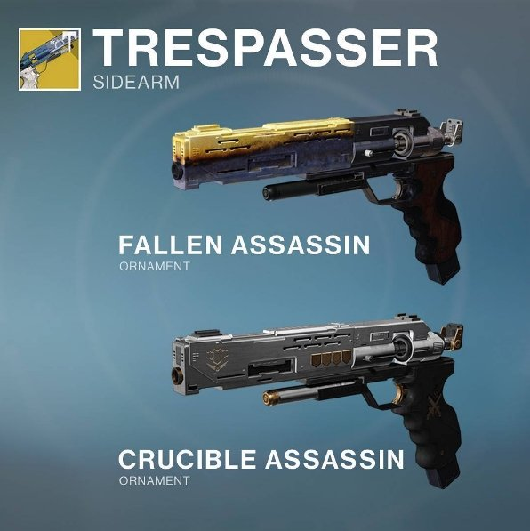 06 Destiny - Ornamente Trespasser