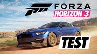 Forza Horizon 3 im Test: Abwechslungsreicher Rennspaß für Autoliebhaber – jetzt mit Test-Video!