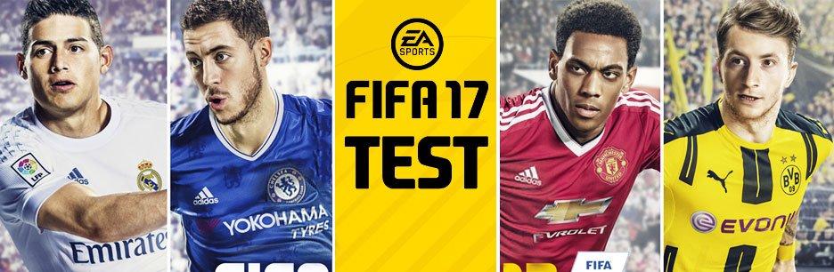 FIFA 17 im Test