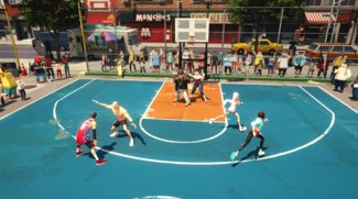 Basketball mal anders: Streetball kehrt mit 3on3 Freestyle zurück auf Konsole