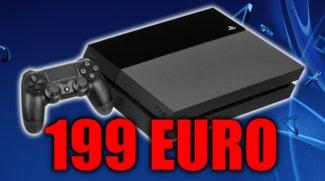 PlayStation 4 für effektiv 199 Euro: So billig war die Konsole noch nie