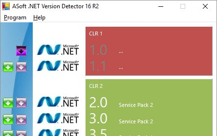 ASoft-NET-Version-Detector