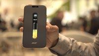 Acer Liquid Zest Plus: Einsteiger-Smartphone mit gigantischem Akku im Hands-On-Video