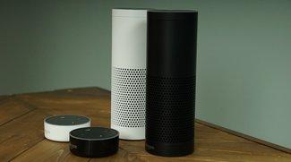 Amazon Echo und Echo Dot ausprobiert: So klingt die deutsche Stimme