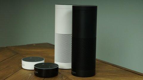 Amazon Echo, Echo Dot und Alexa feiern Marktstart in Deutschland