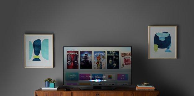Apple TV mit 4K und HDR: Vorstellung beim iPhone-Event im September
