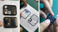 Apple Watch 2: Video zeigt diverse Bauteile der dünneren Smartwatch