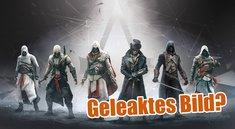 Assassin's Creed: Vermeintliches erstes Bild zum neuen Ableger aufgetaucht