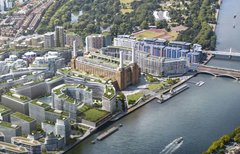 Battersea Power Station wird...