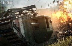 Battlefield 1: Morast und Blut...