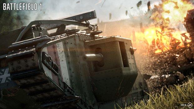 Battlefield 1: Überarbeiteter Zuschauermodus lässt Dich eigene Kurzfilme produzieren