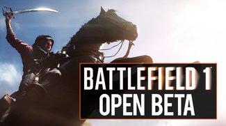 Battlefield 1: Dank Beta-Patch jetzt alle Waffen ausprobieren