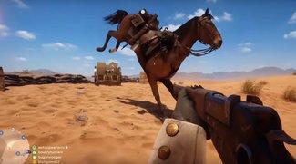 Battlefield 1: Die lustigsten Glitches im Parodie-Trailer